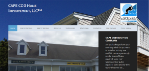 Cape Cod Home Improvement LLC, Yarmouth, Cape Cod by Ryder Web Development