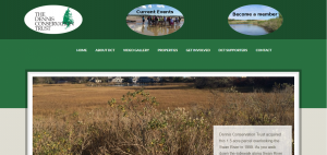 Dennis Conservation Trust by Ryder Web Development